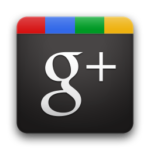 Google+ and speaking in hushed tones.