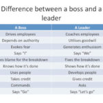 Leadership (Part I)